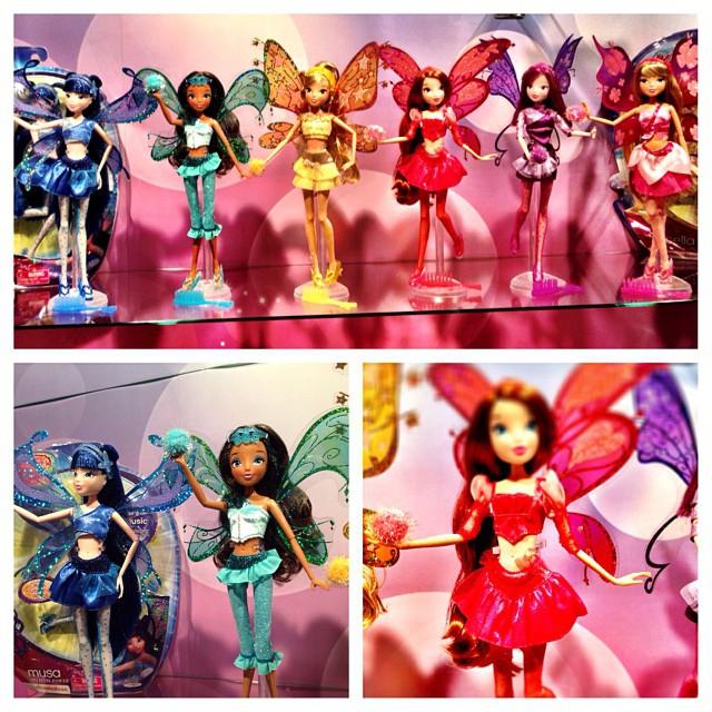 poupées S6 expo