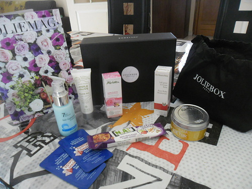 Joliebox / Avril 2013