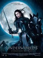 Underworld 3 Soulevement Lycans affiche