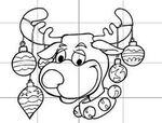 chasse aux énigmes de Noël