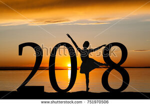 dance ballet happy new year 2018