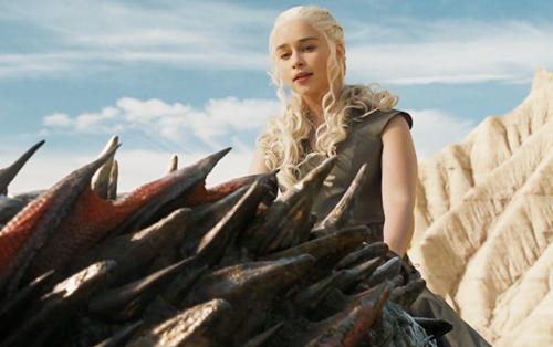 Tenue Daenerys épisode 6.06