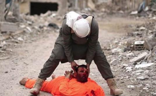 En Belgique, un décapiteur de l'État Islamique libéré