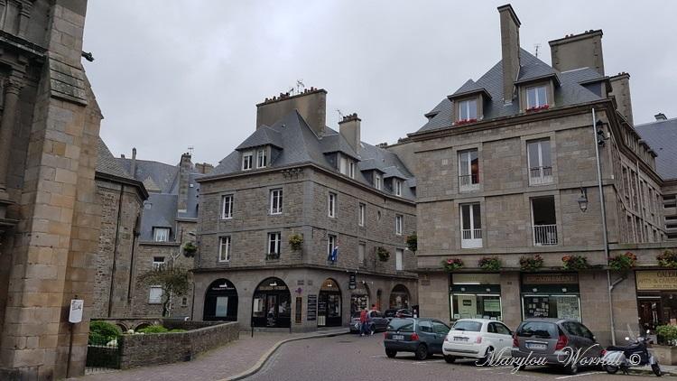 Bretagne : Saint-Malo intra-muros