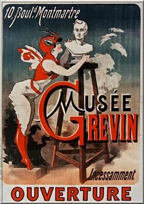 Le Musée Grévin - Paris - Juin 2019