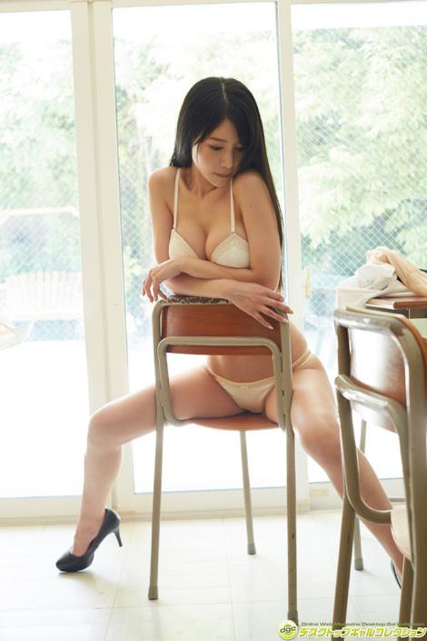 WEB Gravure : ( [DGC] - | 2016.01 | Hana Aoi/青井はな : 巨乳Gカップに見事なクビレ自慢のグラドル )