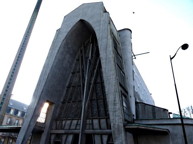 Eglise Sainte Thérèse de Metz 5 18 12 09