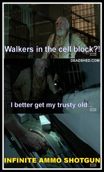 The Walking Dead season 4 Memes 1