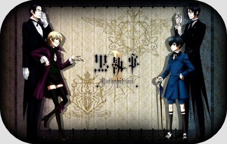 Black Butler [ Kuroshitsuji ] ! Saison 2
