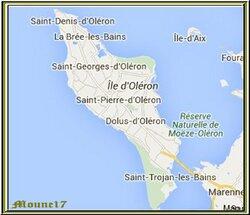 Plage de St Denis d'Oléron après la tempête