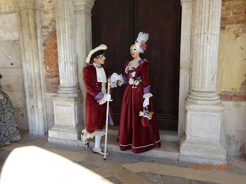 Venise et ses masques