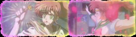 Makoto devient Sailor Jupiter