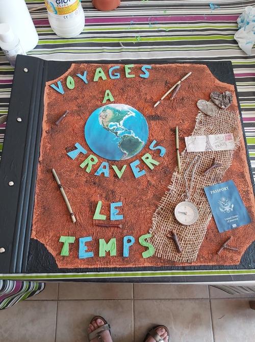 Mon carnet de voyages