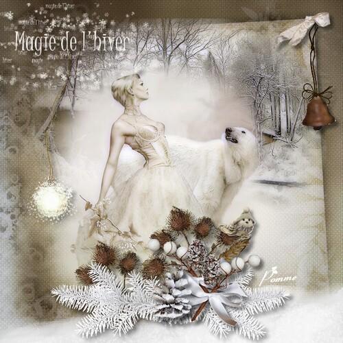 ♥ La magie de l'hiver ♥