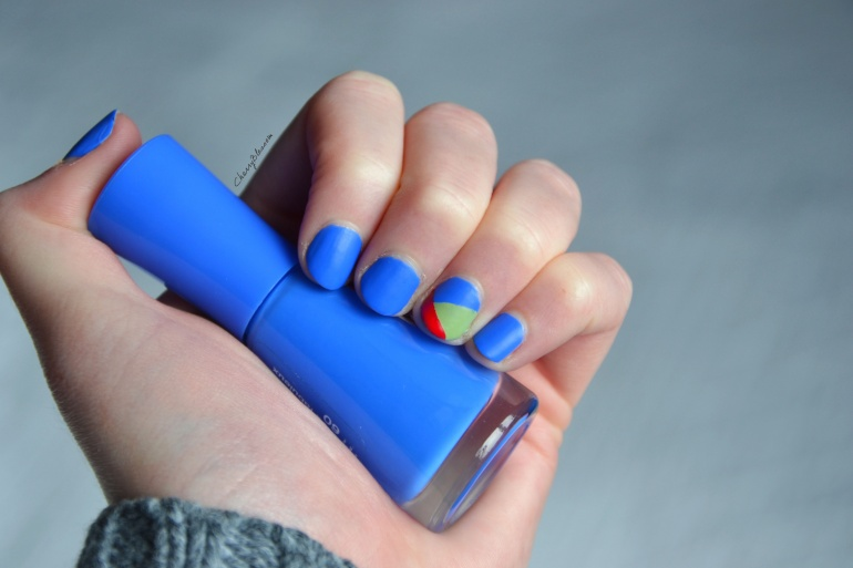 Color Block tes ongles !