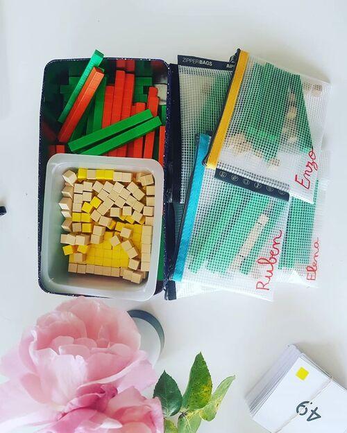 Individualiser le matériel des élèves