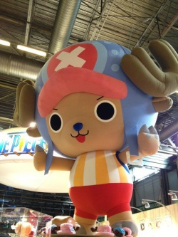 peluche geante one piece