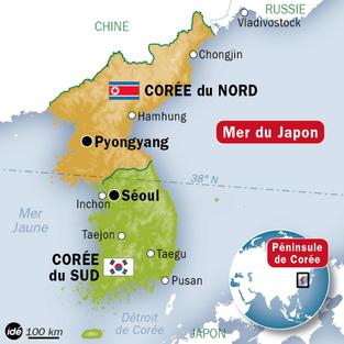 Les visages de la Corée du Nord