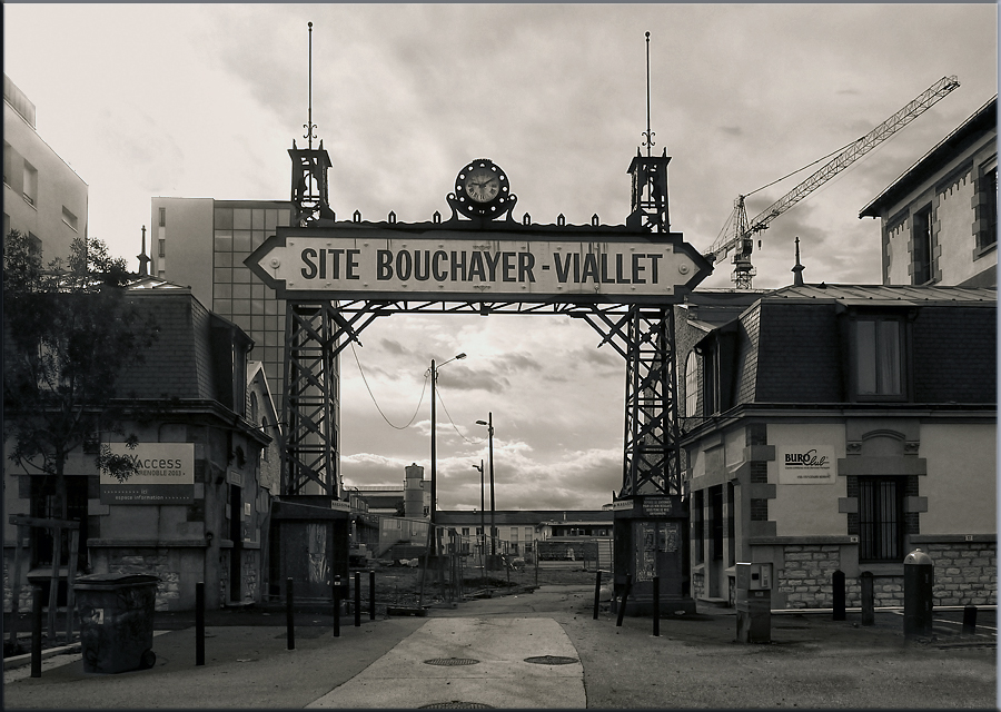 Quartier Bouchayer-Viallet