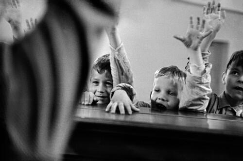 04 - Sur les bancs de l'école dans les années 50