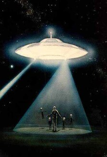 Enlevés par des extraterrestres