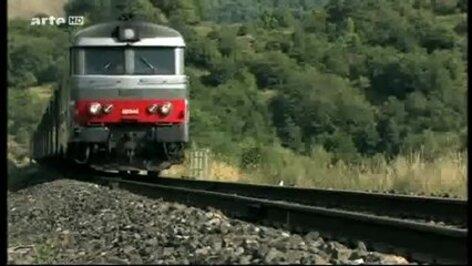 Un billet de train pour - Le Massif central