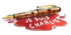 """ Je suis CHARLIE """