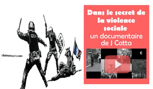 Dans le secret de la violence sociale : la parole aux travailleurs – documentaire de J Cotta (F2 23/05/2017)