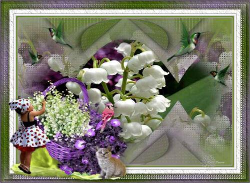 Bon mois de Mai