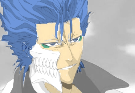 Grimmjow pop art