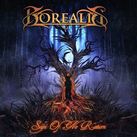 BOREALIS - Un extrait du nouvel album dévoilé