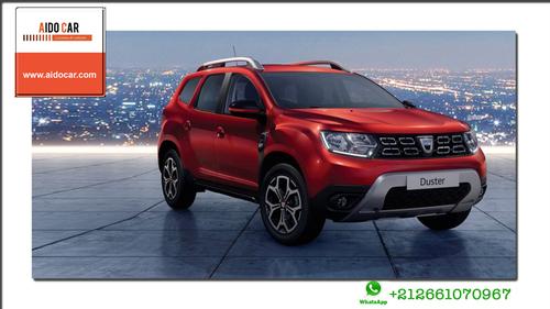 Location voiture Casablanca – Nouvelle Dacia Duster 2019