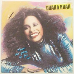 Chaka Khan - What Cha' Gonna Do For Me - Complete LP