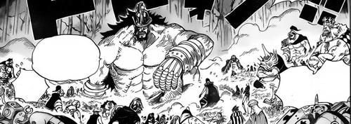 Hypothèses pour le chapitre 726 de One Piece