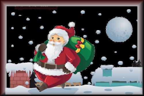 Tube Noel vectoriel 2769