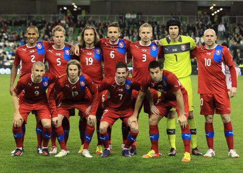 A l'Euro, l'équipe de la République Tchèque pourra compter sur le gardien de Chelsea, Petr Cech