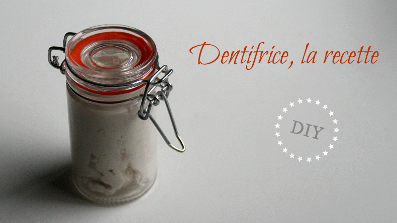 Dentifrice home made en 5 minutes chrono : la recette !