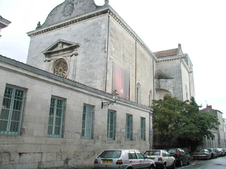 Chapelle du collège Fromentin