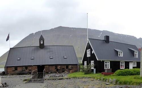 20 juin, Isafjörður