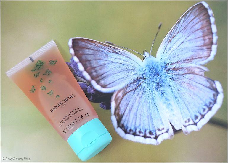 Butterfly le parfum d'Hanae Mori
