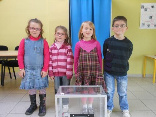 Conseil des enfants GSCP.