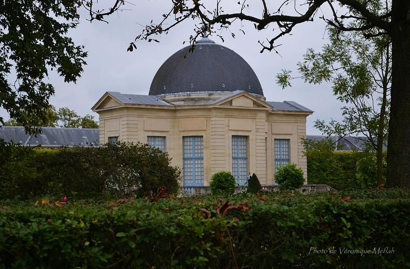 Domaine de Sceaux : Le pavillon de l'Aurore