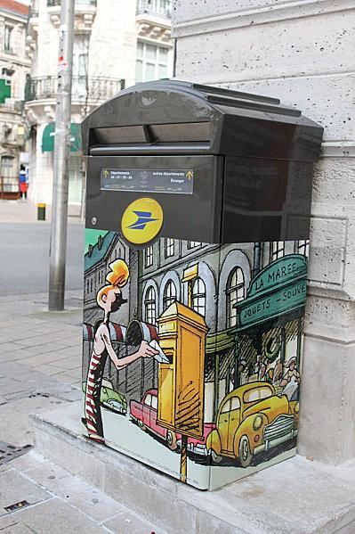 trompe l'oeil Angoulême 16
