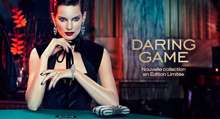 Collection Daring Game de Kiko