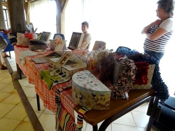 L'exposition artisanale 2015 à Minot a eu un grand succès