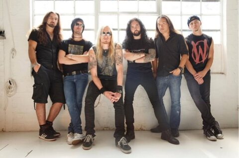 "DRAGONFORCE - ""Ashes Of The Dawn"" (Clip)"