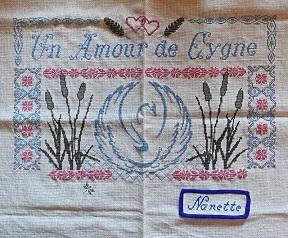 SAL Un Amour de Cygne - 17ème étape