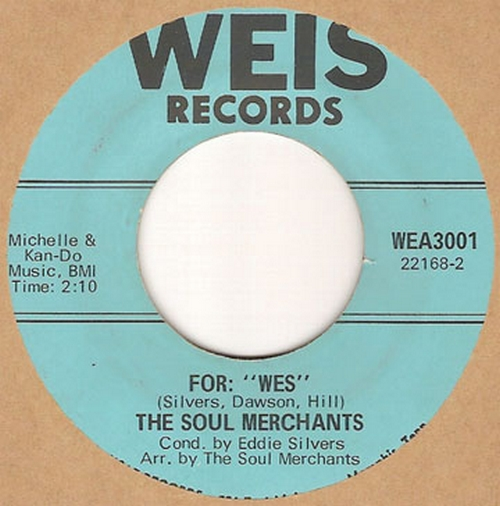 "The Soul Merchants : For : "" Wes """