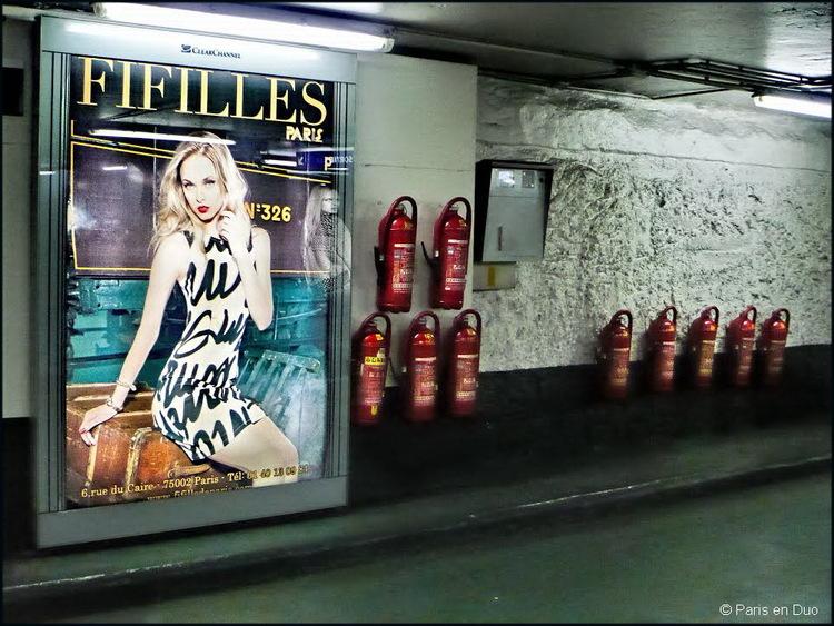 Paris sous-terrain