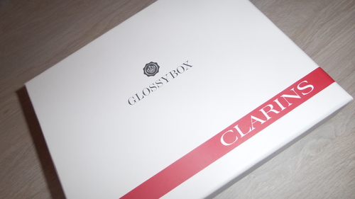 Glossybox Clarin's - Quand Glossy prend ses clients pour des pigeons...